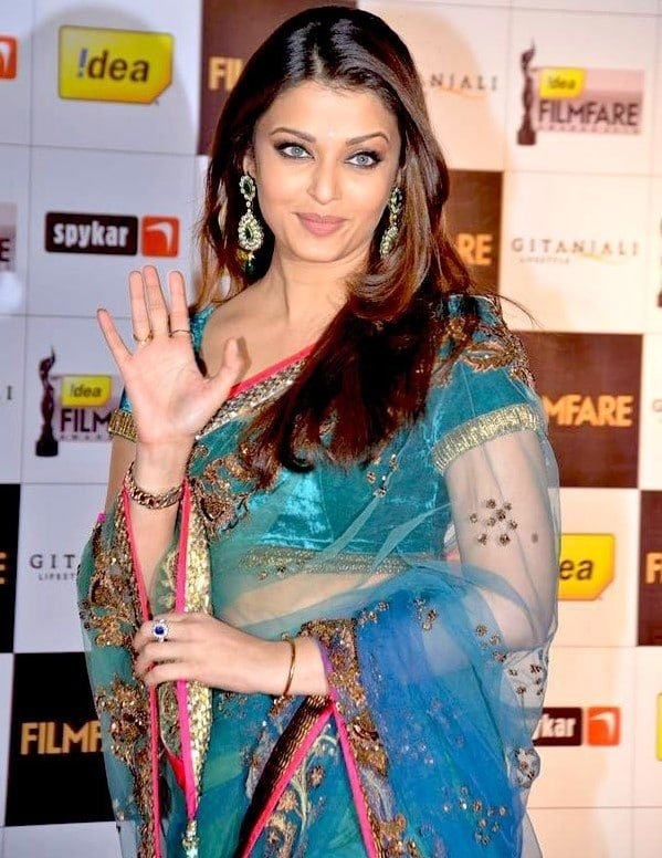 Aishwarya Rai in saree - image 2
