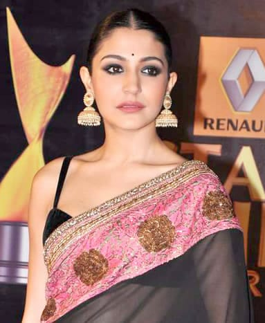 Anushka Sharma in Saree - 2