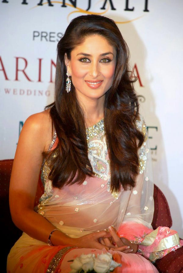 kareena kapoor in saree - 2