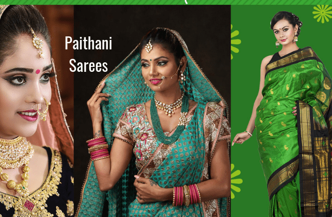 Paithani Sarees | Blouse Patterns | Price | New Paithani Sarees Collection