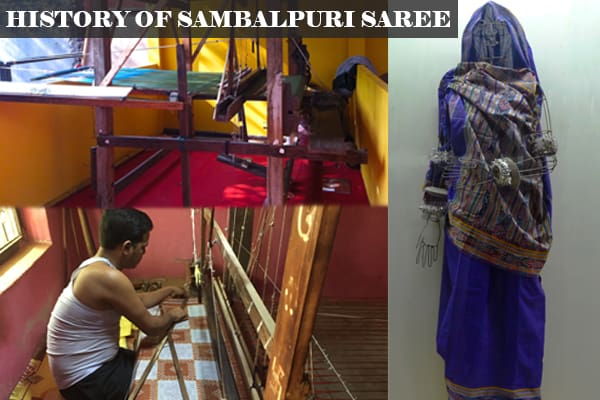 History of Sambalpuri Saree