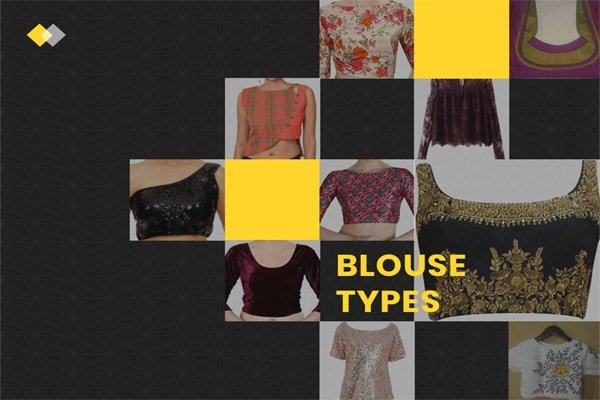 Blouse types