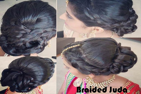 Juda Hairstyle | Best Choice to Style Your Hair for Party and Wedding