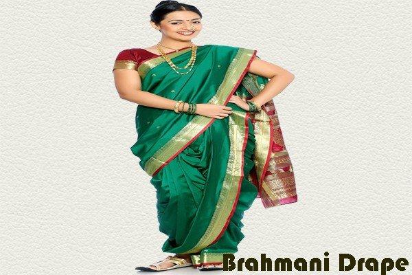 Brahmani Drape