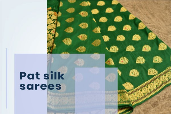 pat silk saree